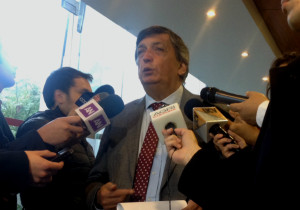 Diputado Carmona defiende Reforma Laboral ante Tribunal Constitucional.