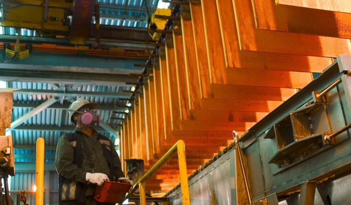 Estudio proyecta futuro del cobre para 20 años más.
