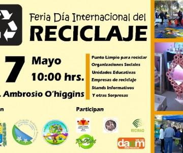 4° Feria del Día Internacional del Reciclaje