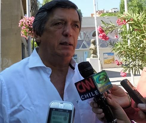 Diputado Lautaro Carmona manifestó conformidad ante reforma constitucional para posibilitar la titularidad sindical .