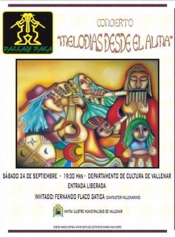 """""""Melodías desde el alma"""""""