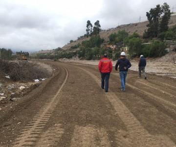 COE Vallenar continúa monitoreando puntos críticos tras lluvias del 12 y 13 de mayo