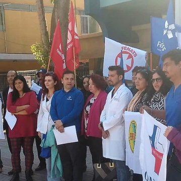 DECLARACIÓN PÚBLICA ANTE ACCIONES DEL SUBSECRETARIO DE SALUD PUBLICA DR LUIS CASTILLO FUENZALIDA