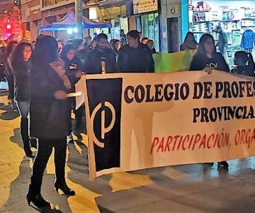 Profesores de la Provincia de Huasco continúan en paro indefinido