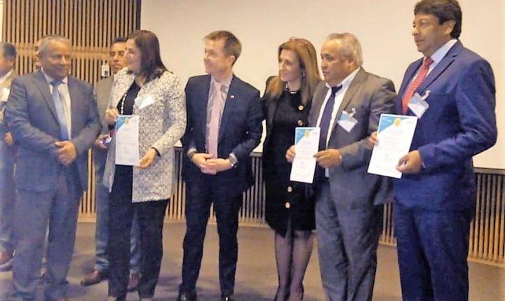 Municipio de Vallenar es reconocido por cumplimiento de gestión