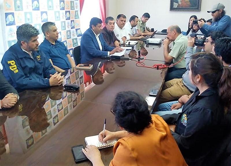 Realizarán simulacro de emergencia en Vallenar