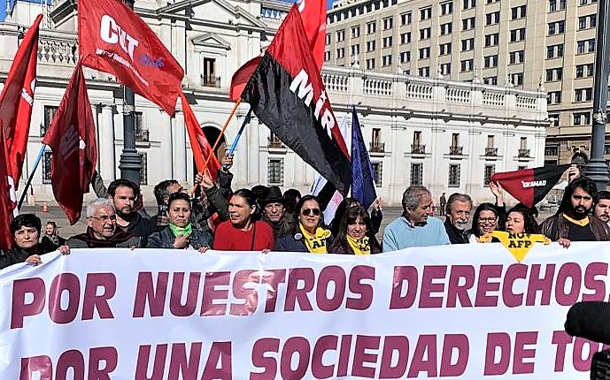 A LOS MOVIMIENTOS Y ORGANIZACIONES SOCIALES DE CHILE: MANIFIESTO CONVOCATORIA