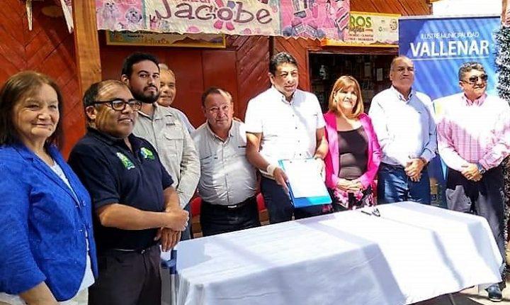 Construirán Nuevo Sombreadero en el Mercado Municipal de Vallenar