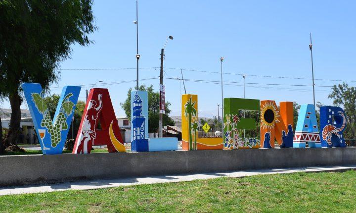 Inauguran Letras Turísticas en Vallenar