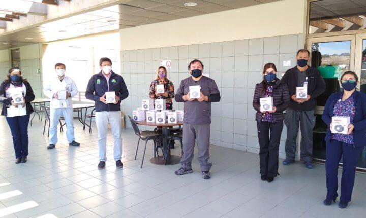 Municipalidad de Vallenar entregó 2000 mascarillas a Hospital Provincial