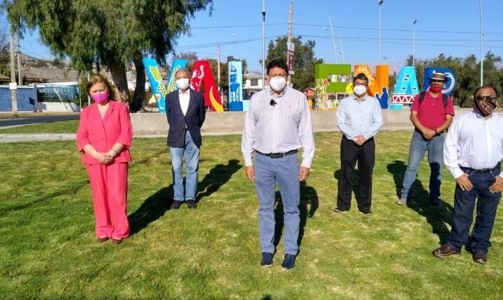 Alcalde Tapia conmemora el aniversario N° 186 de Vallenar cursando su último periodo edilicio