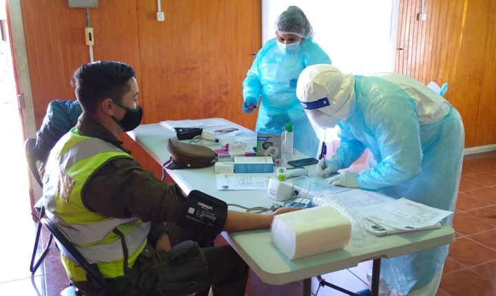 Salud Municipal de Vallenar ofrece PCR's a vocales de mesa