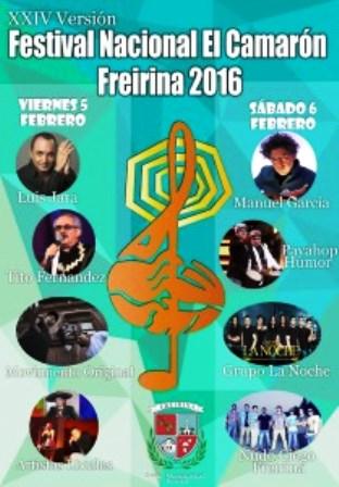 Festival del Camarón 2016