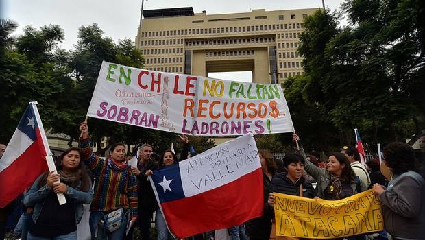 """Comisión de hacienda rechazo proyecto de """"Bono Atacama"""""""