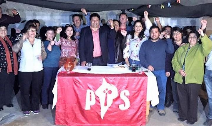 Crean comando socialista por Cristian Tapia