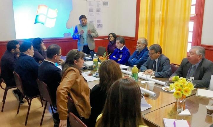 Comisión Comunal del Censo se reúne para afinar detalles del proceso en Vallenar