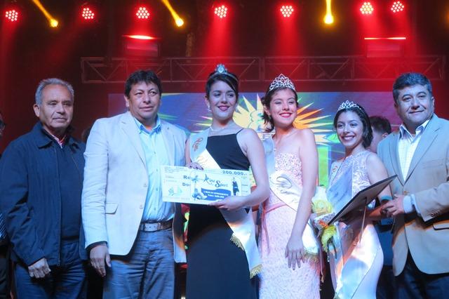 Vallenar eligió Reina del Aniversario 183 del Título de Ciudad